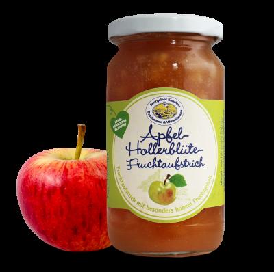 Apfel-Hollerblüten Fruchtaufstrich