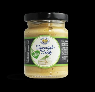 Spargel Senf
