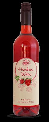 Himbeer-Wein