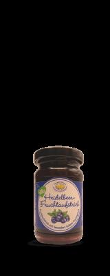 Heidelbeer-Fruchtaufstrich 120g