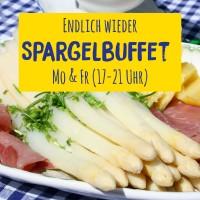 Spargelbuffet