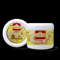 Kamillen-Sanddorn Creme