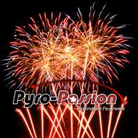 Großer Feuerwerkverkauf und Musik-Feuerwerk