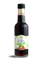 Erdbeer Basilikum Sirup