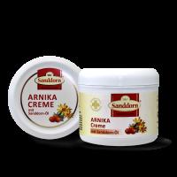 Arnika Creme mit Sanddorn-Öl