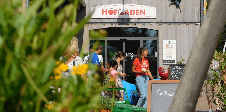 Hofladen & Dekoscheune