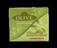 Gesichtscreme mit Olivenöl