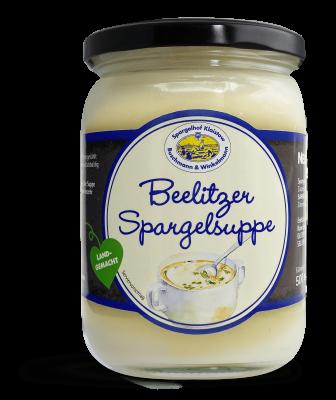 Beelitzer Spargelsuppe
