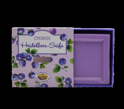 Heidelbeer-Seife