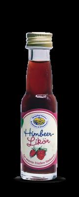 Mini Himbeer- Likör