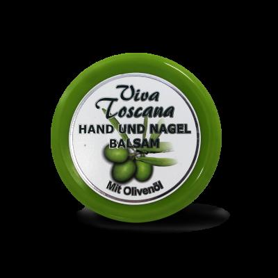 Hand und Nagel Balsam mit Olivenöl
