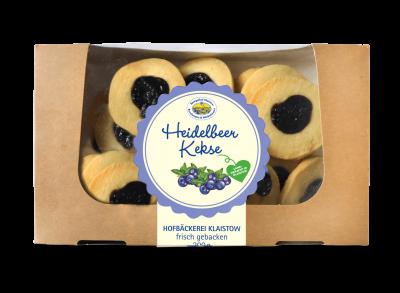 Heidelbeer-Kekse