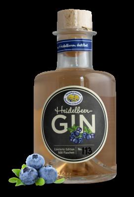 Heidelbeer Gin