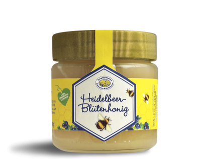 Heidelbeerblüten-Honig