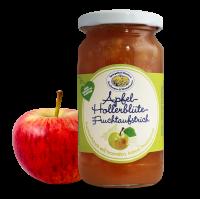 Apfel- Hollerblüten-Fruchtaufstrich