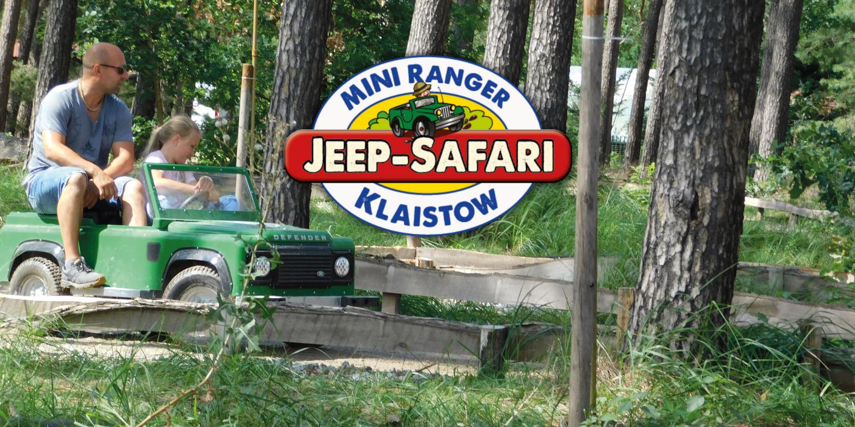 Jeep-Parcours